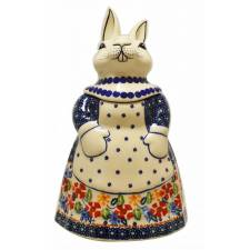Rabbit Cookie Jar