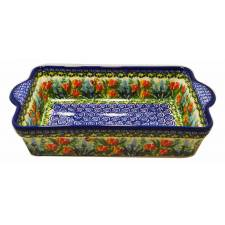 Rectangle Baker with Handles