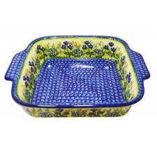 Square Baker with Handles