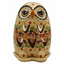 Illuminated Owl