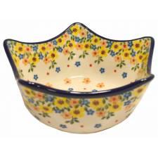 Star Shaped Bowl