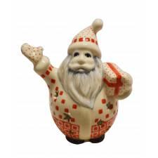 Santa Luminary Figurine