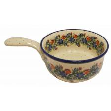 Small Scalloped Bowl
