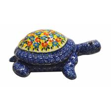 Turtle-Shaped Box