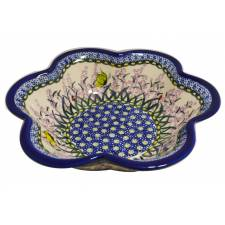 Flower-Shaped Bowl