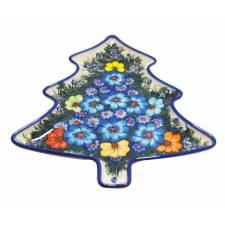 Tree-Shaped Platter