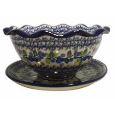 Colander with Plate
