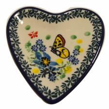 Heart Teabag Holder