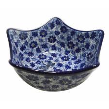 Star- Shaped Bowl