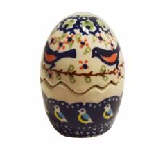 Salt 'n' Pepper Egg