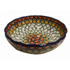 Scalloped Bowl