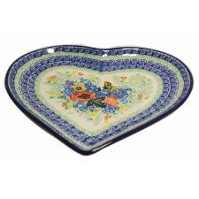 Heart-Shaped Plate