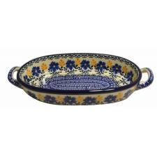 Oval Baker with Handles