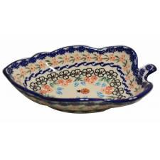 Leaf-Shaped Bowl