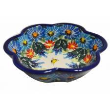 Flower- Shaped Bowl