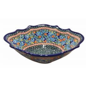 Diamond Shaped Bowl