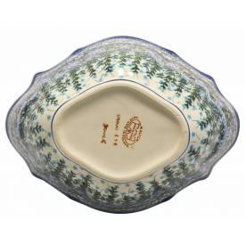 Diamond-Shaped Bowl