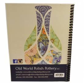 Old World Polish Pottery- Cookbook